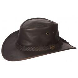 Hatland Nedloyd Leather Crushable hoed