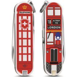 14 L. Victorinox Classic Edit'18 A Trip To London Zakmes