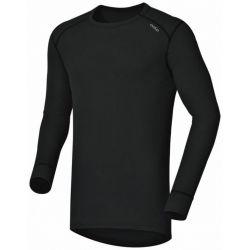 Odlo Warm Shirt l/s Crew Neck herenshirt