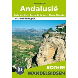 Elmar Rother Wandelgids Andalusië