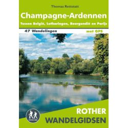 Elmar Rother Wandelgids Champagne-Ardennen