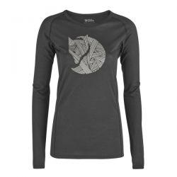 FjallRaven Abisko Trail T-Shirt Printed damesshirt